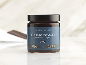 Classic Oil Based Pomade 50g - men's grooming gifts