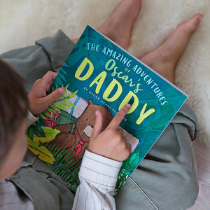 Personalised Adventures Of Book - gifts for children