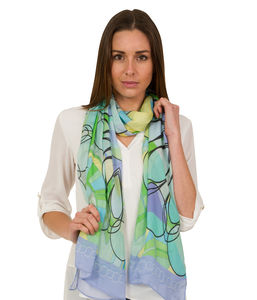 Sonia Cashmere Blend Scarf