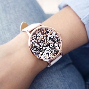 Flower Power Watch - gifts for teenagers