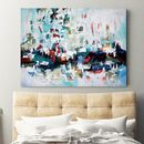 Large Original Textured Abstract Painting