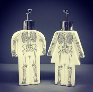 Anatomical Handwash Dispensers