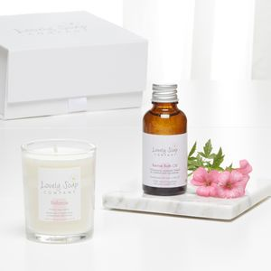 Indulgence Mini Pamper Gift Set - bath & body