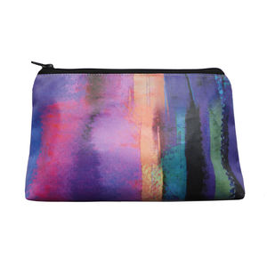 Modern And Arty Waterproof Cosmetic Bag