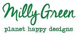 Milly Green - Designed in Britain