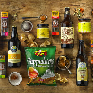 Yorkshire Beer And Curry Experience - make your own kits