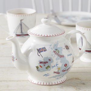 Great British Bone China Teapot