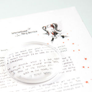 Personalised Tooth Fairy Letters Bundle - best gifts for boys