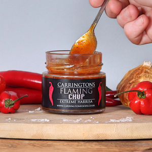 Extreme Harissa Hot Chilli Paste Cooking Gift