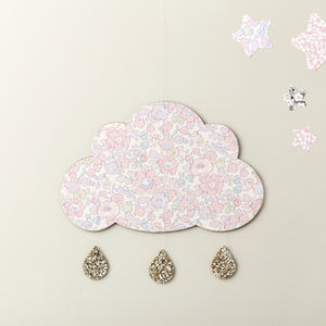 Betsy Rose Liberty Cloud Wall Hanging