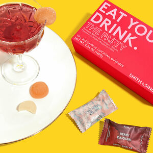 The Party Selection: Alcoholic Cocktail Gummies