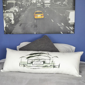 'American Highway' Supersized Cushion - baby & child sale