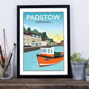 Padstow, Cornwall Print