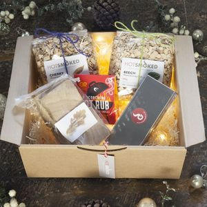 Hot Smoking Starter Kit - gifts for him