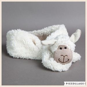 Childrens Sheepy Scarf