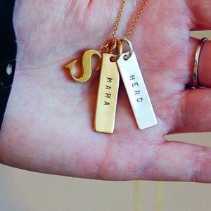 Mama Personalised Necklace - best mother's day gifts
