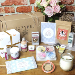 Luxury New Mum Gift Box - brand new partners