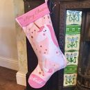 Personalised Unicorn Stocking