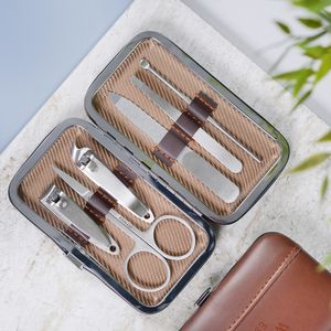 Personalised Gent's Classic Mini Manicure Set - gifts for him
