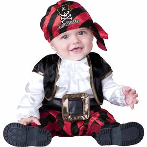 Baby's Pirate Dress Up Costume