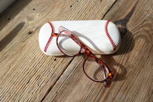 Baseball Glasses Case