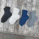 Jana Knit Slipper Socks
