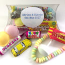 Personalised Sweets For Birthday Party Bags