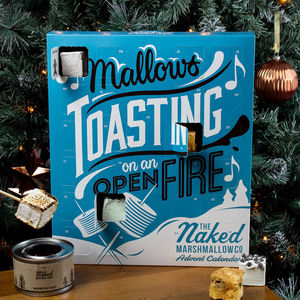 Gourmet Marshmallow Advent Calendar - featured in the press