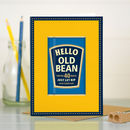 Special age 40th card for men
