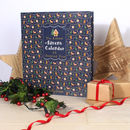 Navy Gingerbread Wonderland Advent Calendar Of Tea