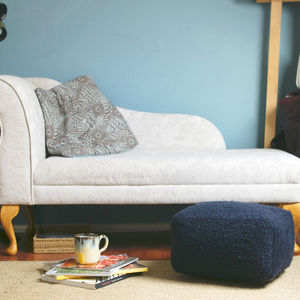 Made To Order, Plain Foot Stool - furniture