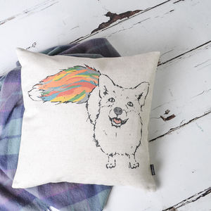 'The Fox' Cushion Cover