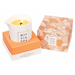 Indulging Massage Oil Candle