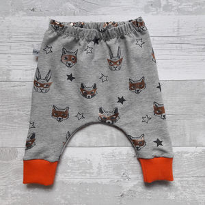 Animals In Masks Baby And Toddler Leggings