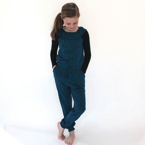 Merino Wool Jumpsuit