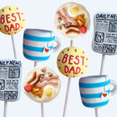 Father's Day Cake Pop Set