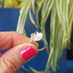 Child's Flower Ring