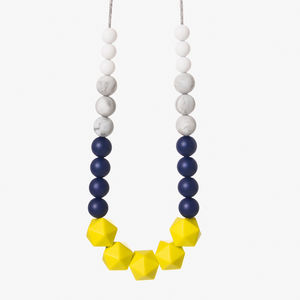 Starlit Night Teething Necklace - baby care