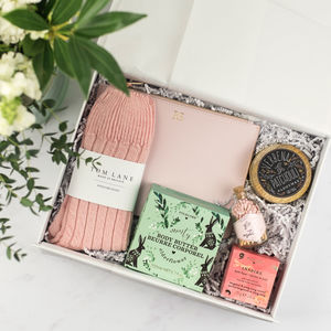 The 'Me Time' Personalised Pampering Gift Set - bath & body