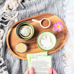 Make Your Own Face Mask Kit - gift sets