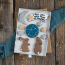I Love You More Than All The Stars Biscuit Gift Set