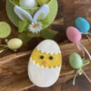 Easter Letterbox Vanilla Cookie Gift
