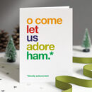 Witty Christmas Cards