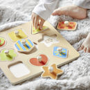Personalised Wooden Baby Puzzle