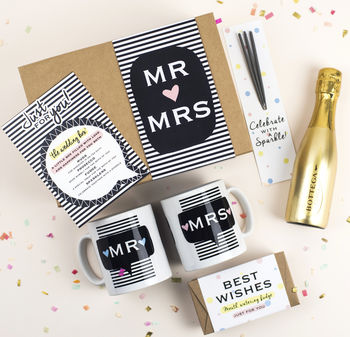 Wedding Gift For Bride And Groom Gift Hamper