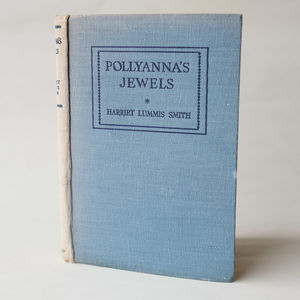 'Pollyanna's Jewels' Vintage Notebook
