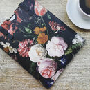Floral Leather iPad And Tablet Case