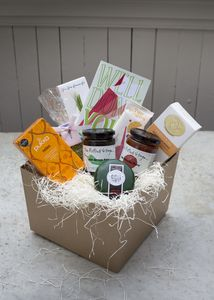 'Well Done' Luxury Hamper - shop by category