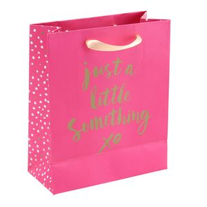 Little Things Gift Bag - wrapping paper & gift boxes