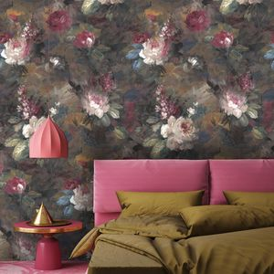 Ava Marika Wallpaper By Woodchip And Magnolia - home decorating